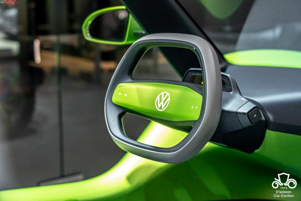 ID BUGGY cockpit futuriste
