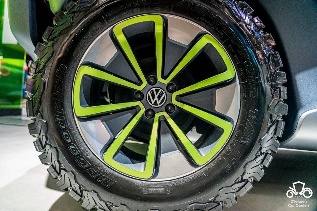 ID BUGGY roue