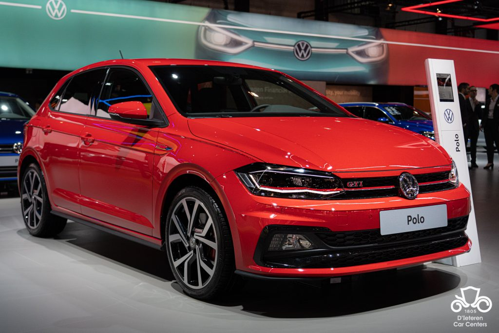 Polo GTI Rouge