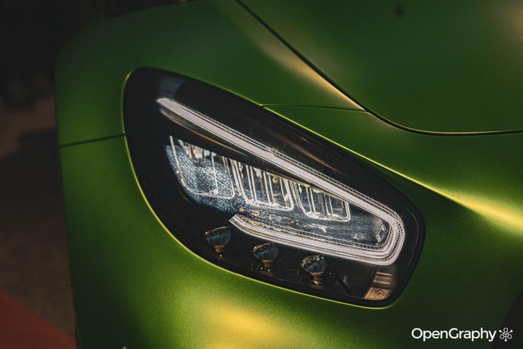 Phares AMG GTR PRO