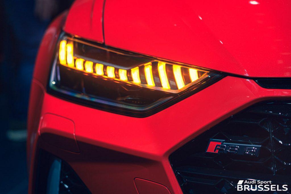 Phare DEL Matrix LED RS6