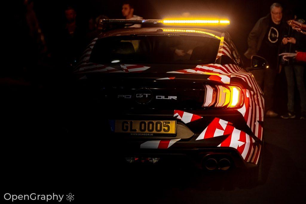 Mustang GT de Gérard lenormand