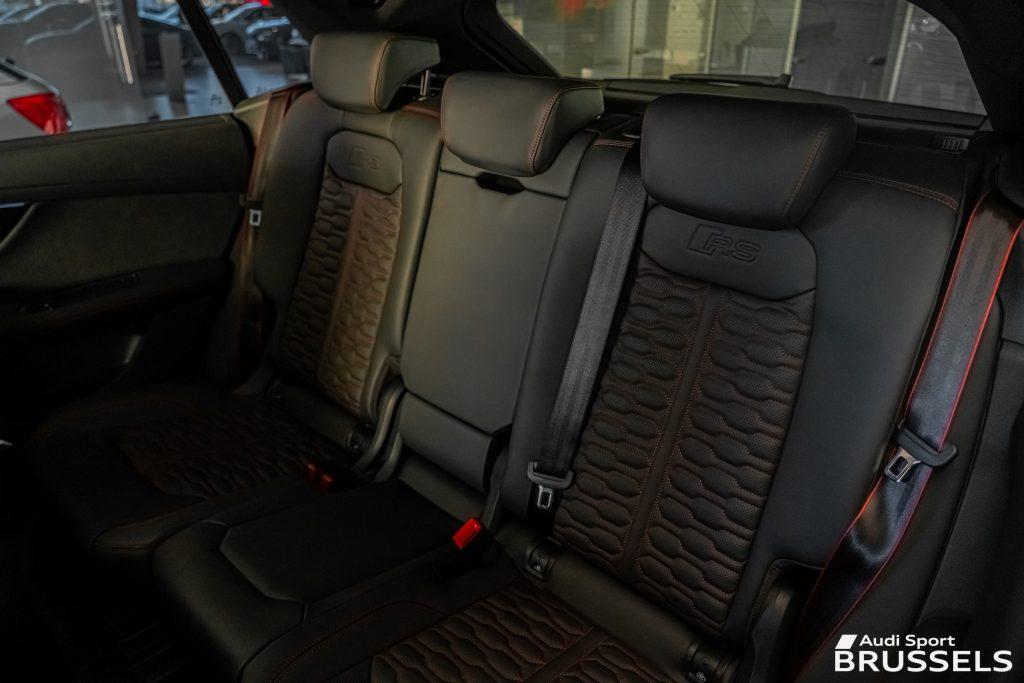 Sièges arrière Audi RS Q8