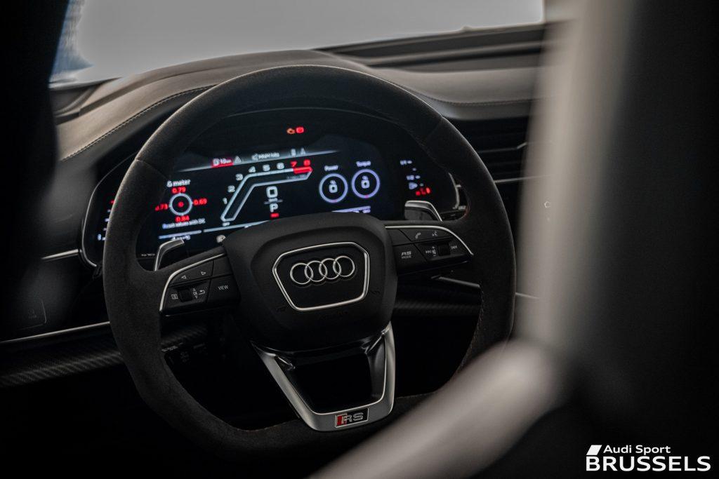 Virtual Cockpit Audi RSQ8