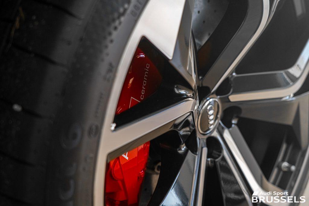 Frein céramic Audi RS Q8