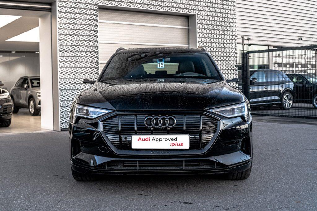 Audi e-tron 3/4 face avant