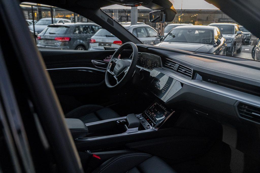 Intérieur Audi e-tron