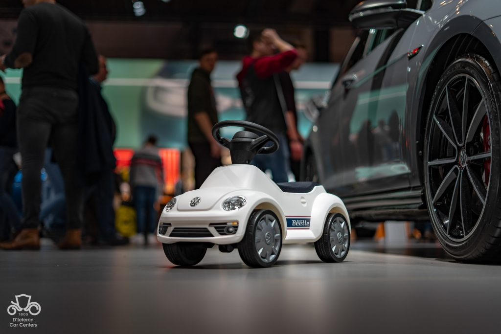 VW Beetle Publicitaire