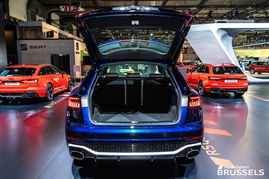 Coffre RS Q8