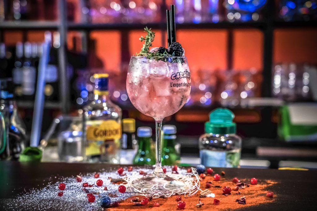 Cocktails / / Baie de Genièvre