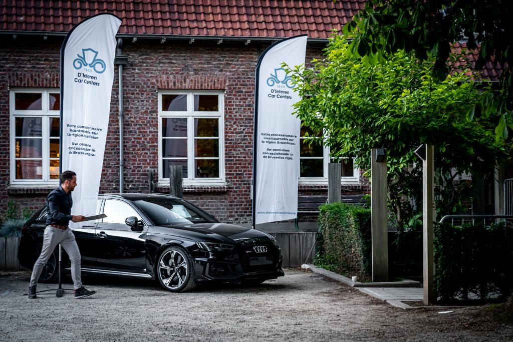 Club de Sport B-Sports, partenaire des D'Ieteren Car Centers