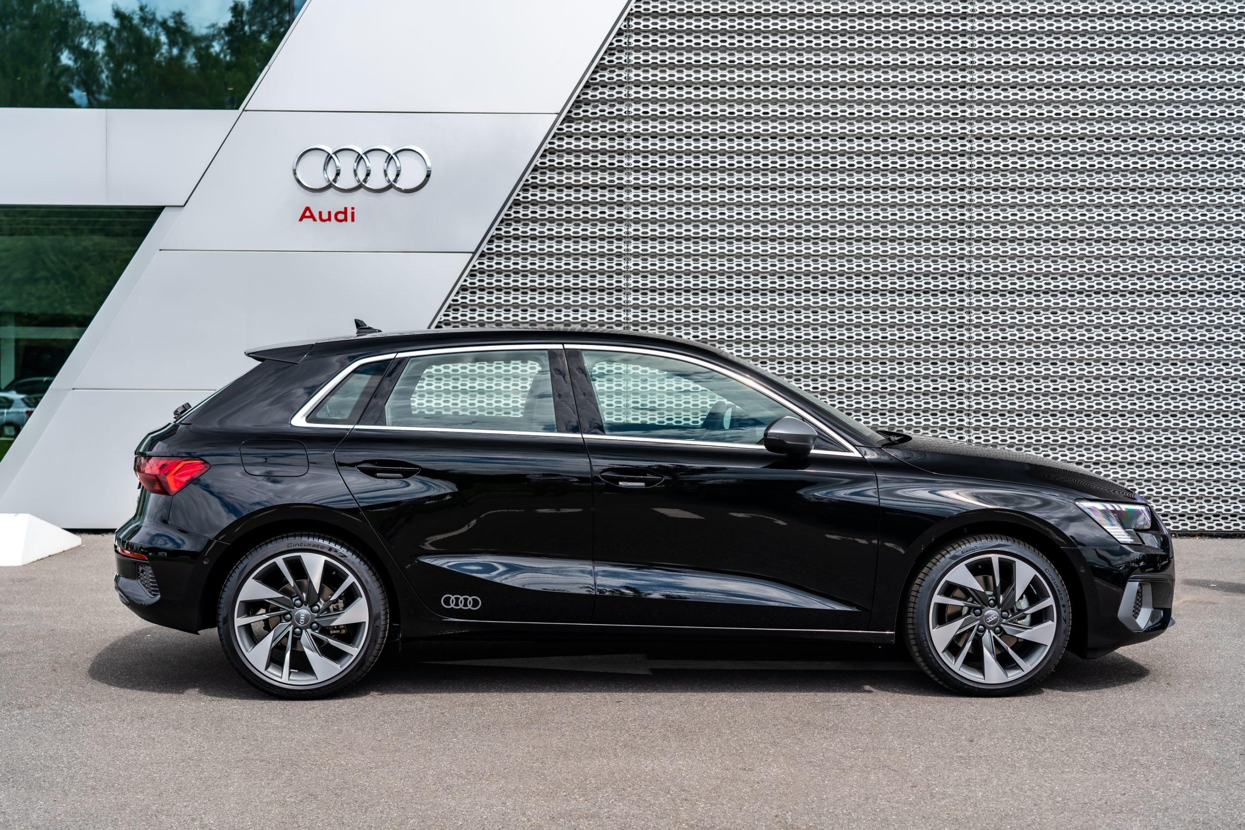Audi A3 2021 S-Line