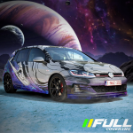 Covering golf gti