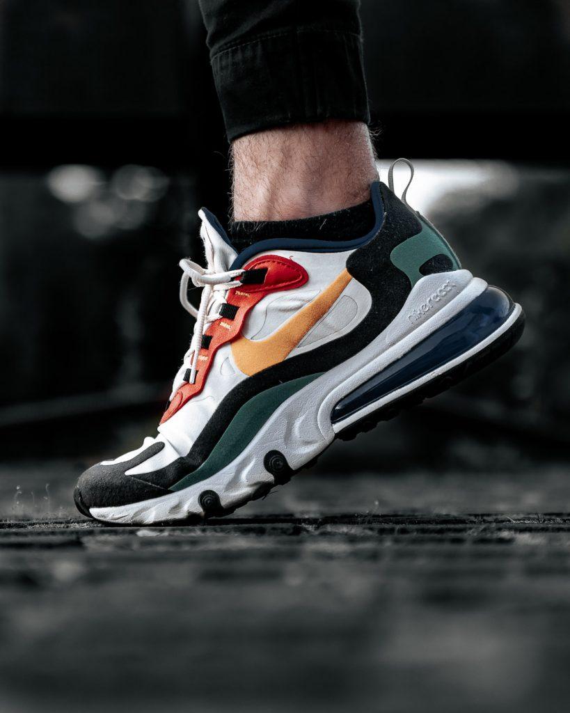 Packshots produit vêtements chaussures