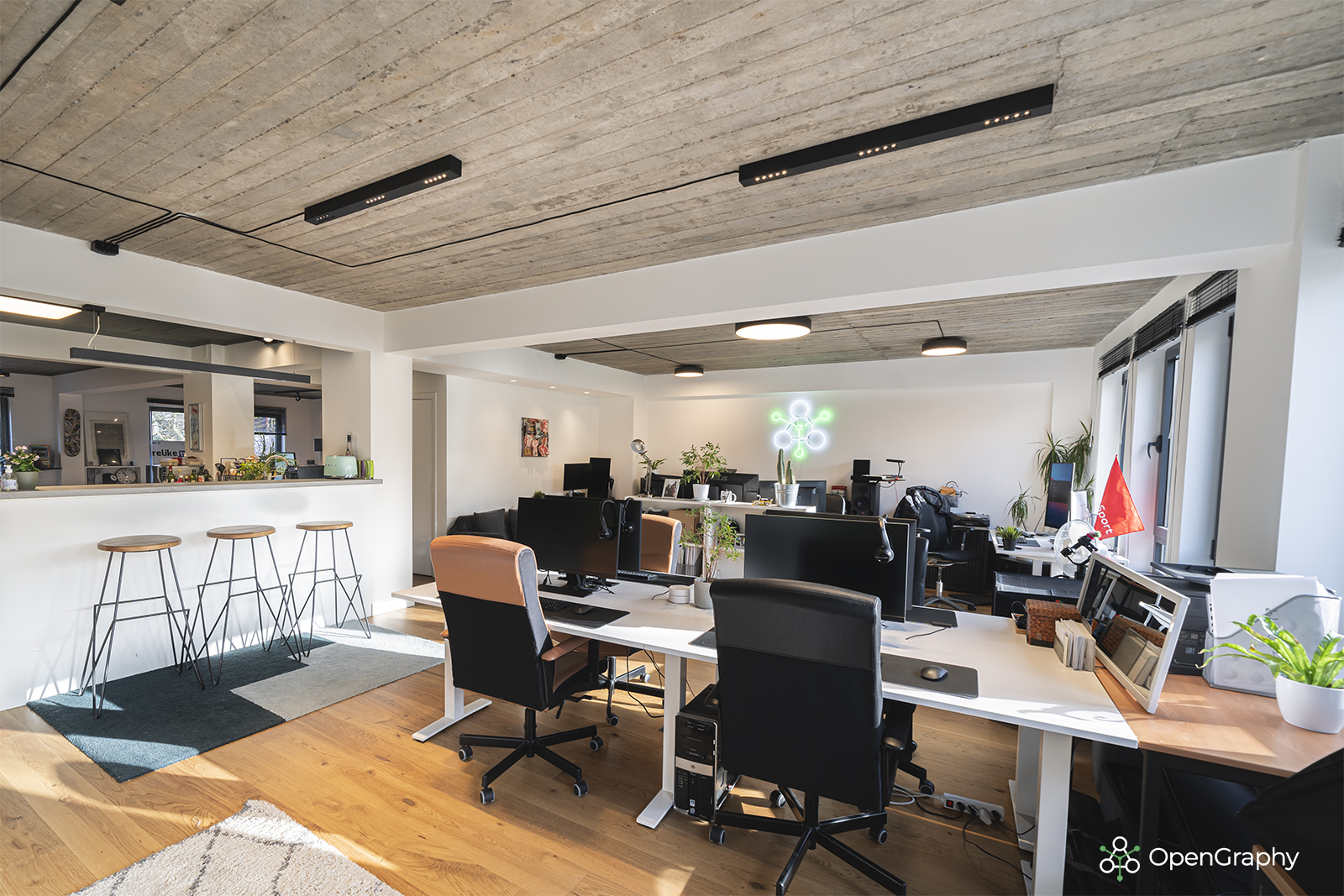 Opengraphy Office
