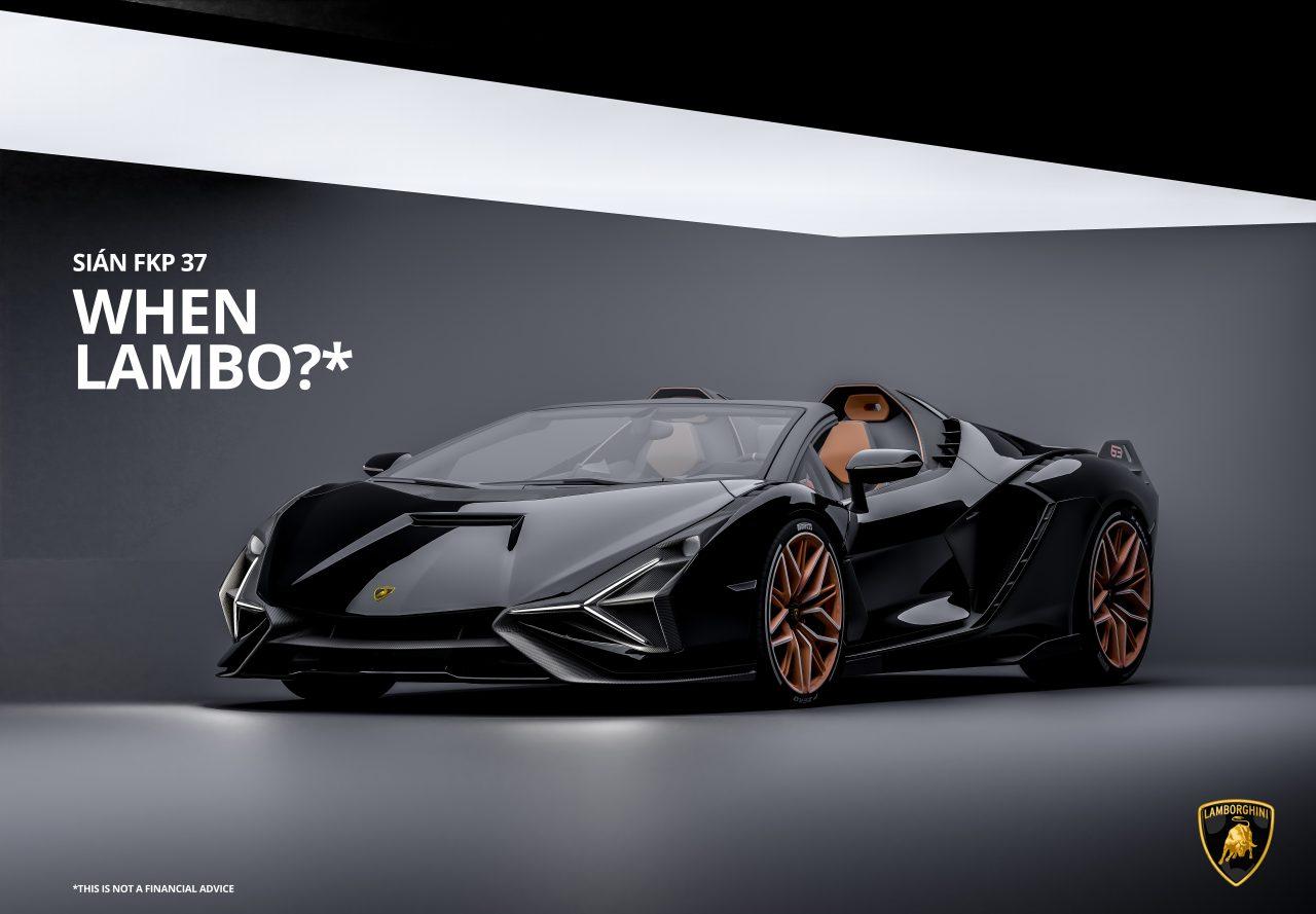 Lamborghini SYAN FKP 37