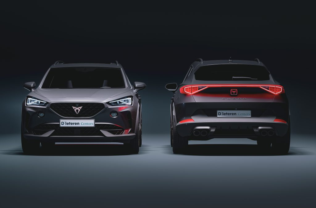 CUPRA Formentor by OpenGraphy