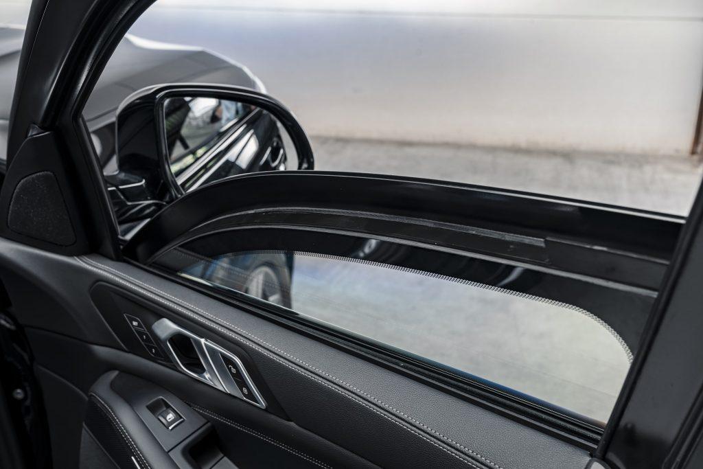 BMW blindé