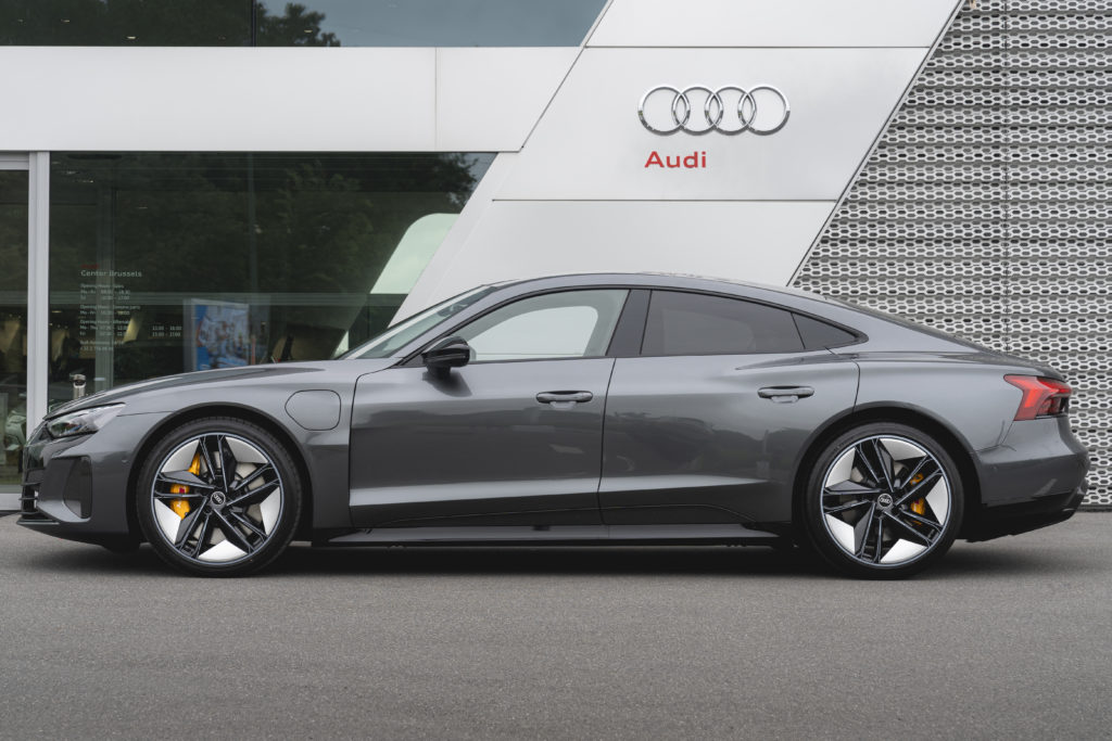 Audi RS e-tron GT Edition One