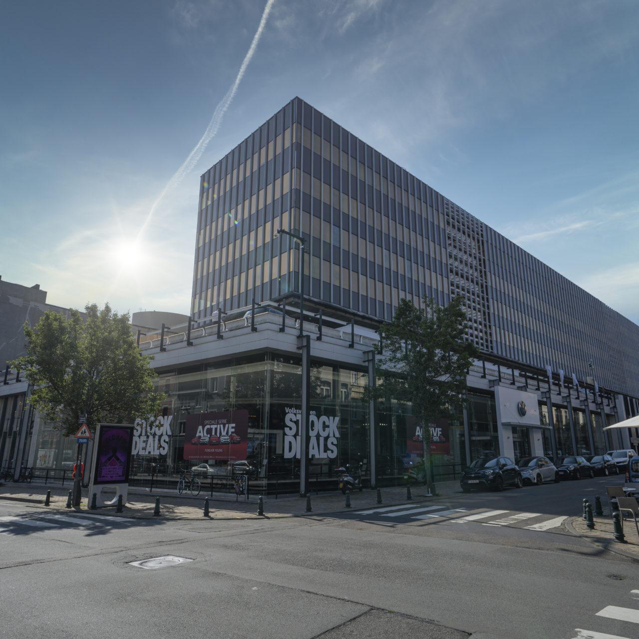 Volkswagen D'Ieteren Center
